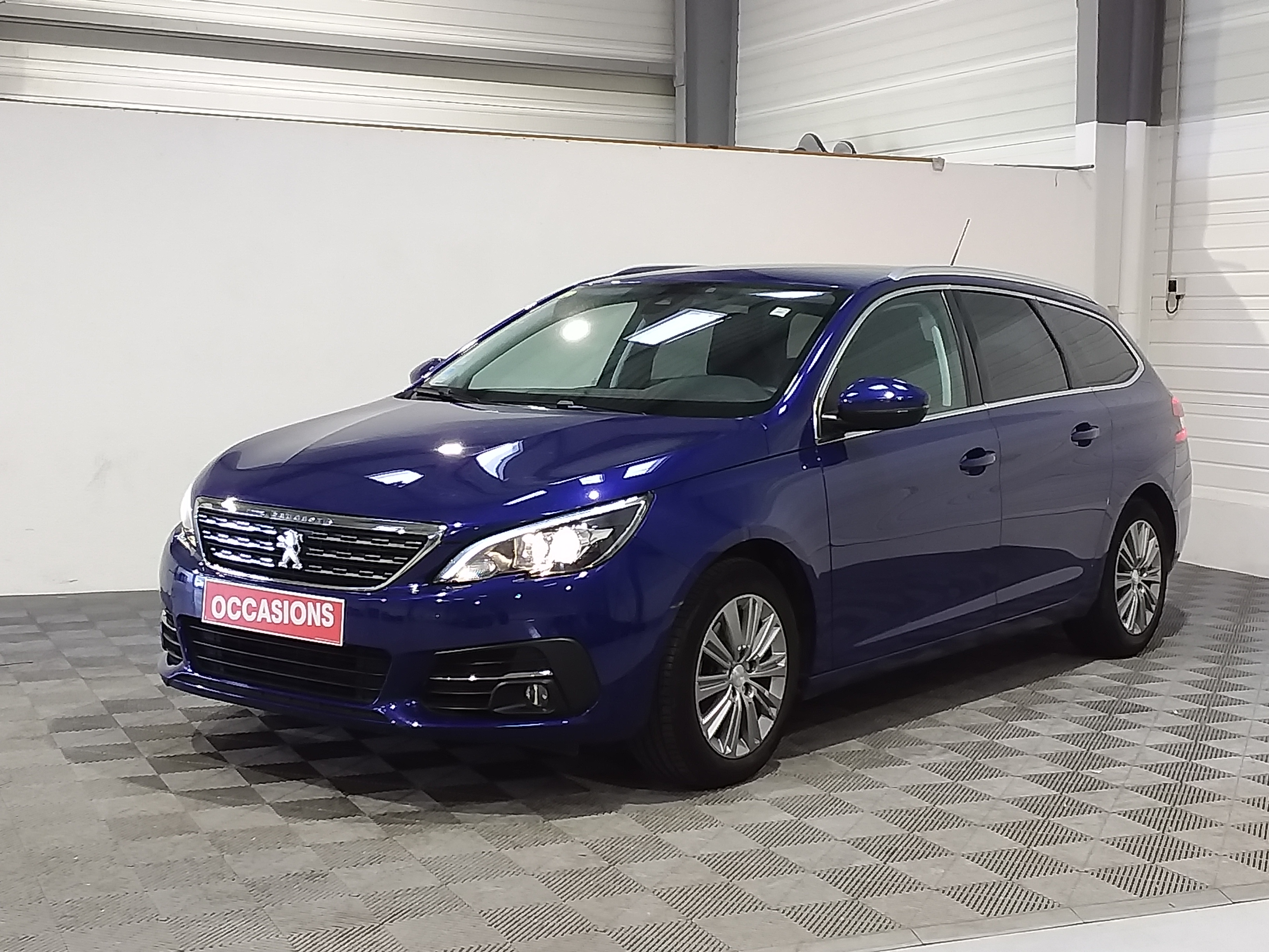 PEUGEOT 308 SW 1.6 BlueHDi 120ch S&S Allure Basse Consommation d'occasion